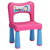 PUKU Kidzone Children Chair [TPK5199-P] - Pink
